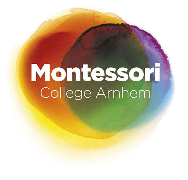 Logo montessori college arnhem